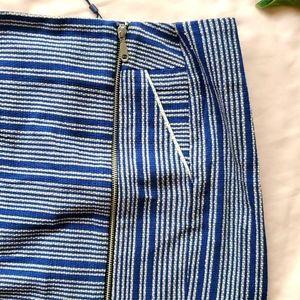 RebeccaMinkoff mini skirt w/ pckets NWT sz 8 [858]